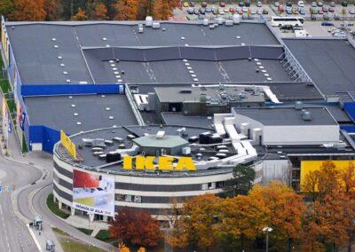 IKEA Kungens Kurva – Parkeringshus